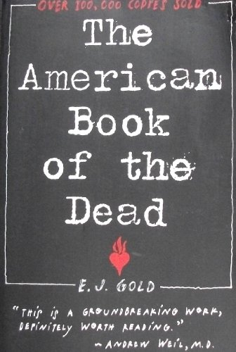 9780062513106: The American Book of the Dead