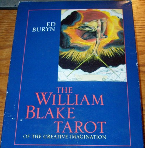 The William Blake Tarot: Of the Creative Imagination (0062513168) by Ed Buryn; Mary K. Greer
