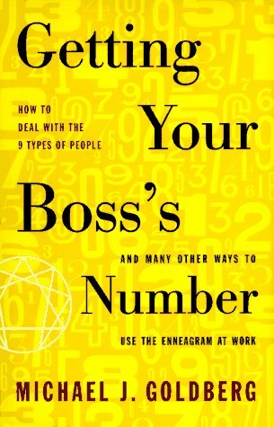 9780062513250: Getting Your Boss's Number: And Many Other Ways to Use the Enneagram at Work