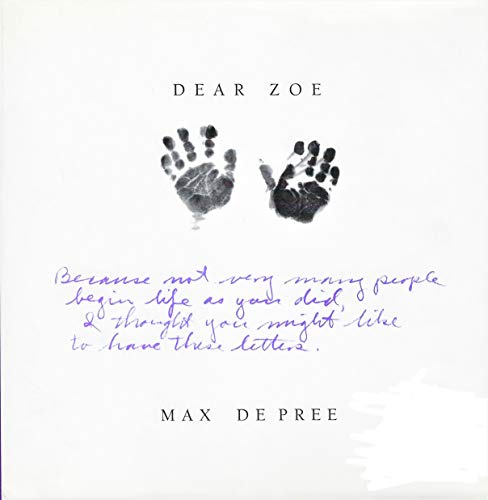 9780062513755: Dear Zoe: Letters to My Miracle Grandchild
