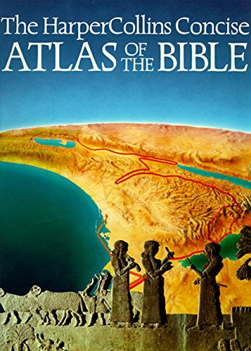 9780062514998: Harper Collins Concise Atlas of the Bible