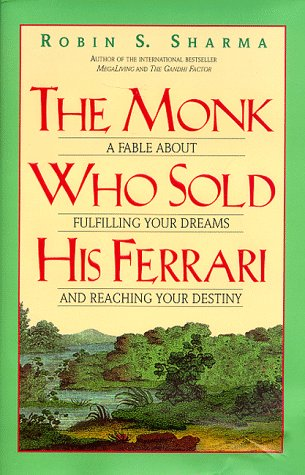 9780062515605: The Monk Who Sold His Ferrari