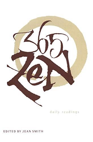 9780062516022: 365 Zen: Daily Readings