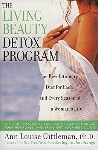 9780062516282: The Living Beauty Detox Program