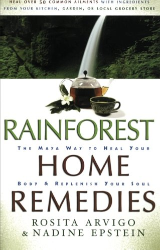 9780062516374: Rainforest Home Remedies