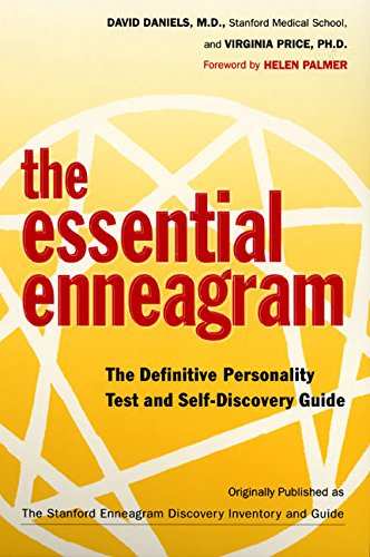9780062516763: The Essential Enneagram: The Definitive Personality Test and Self-Discovery Guide