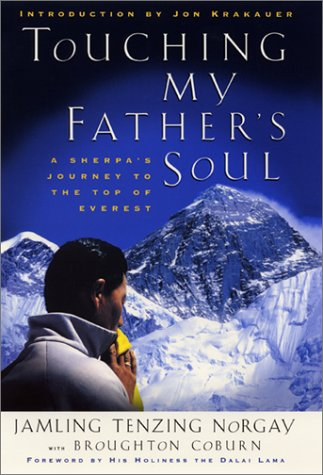 9780062516879: Touching My Father's Soul: A Sherpa's Journey to the Top of Everest