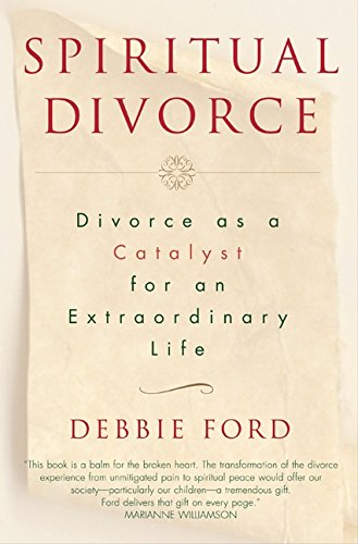 9780062516954: Spiritual Divorce: Divorce As a Catalyst for an Extraordinary Life