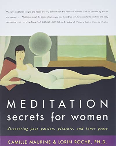 9780062516978: Meditation Secrets for Women: Discovering Your Passion, Pleasure, and Inner Peace