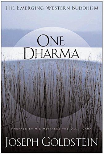 9780062517005: One Dharma: The Emerging Western Buddhism