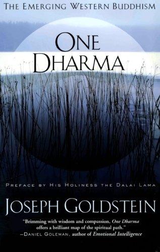 9780062517012: One Dharma: The Emerging Western Buddhism