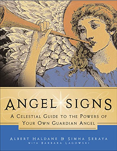 9780062517067: Angel Signs: A Celestial Guide to the Powers of Your Own Guardian Angel