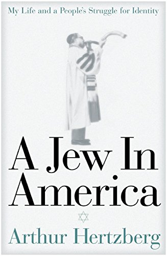 9780062517104: A Jew In America: My Life and A People's Struggle for Identity