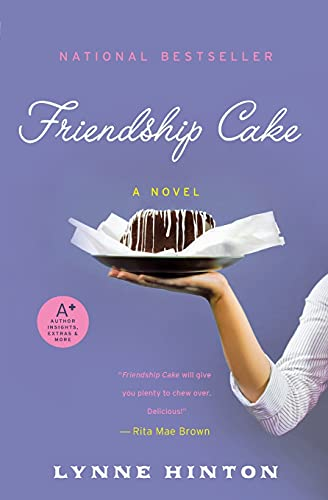 9780062517319: Friendship Cake: A Novel