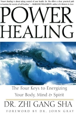 9780062517807: Power Healing: Four Keys to Energizing Your Body, Mind and Spirit