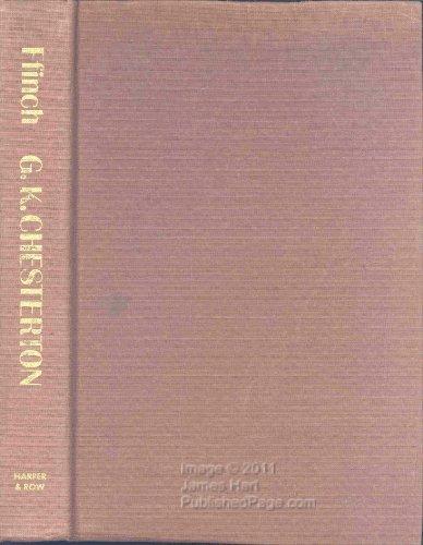 9780062525765: G.K. Chesterton: A Biography