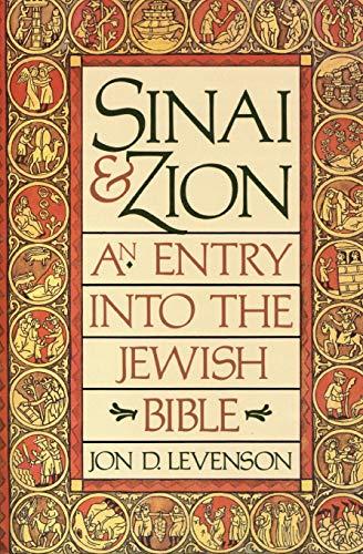 9780062548283: Sinai and Zion