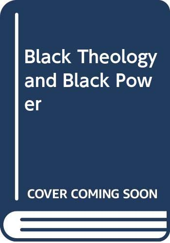 9780062548641: Black Theology and Black Power