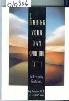 9780062552815: Finding Your Own Spiritual Path an Eve