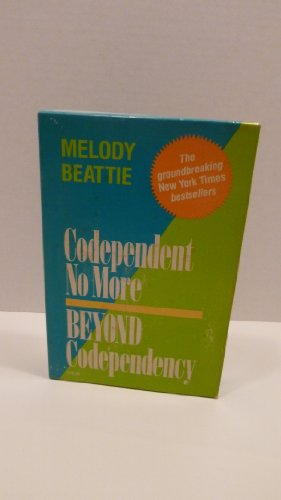 9780062553843: Codependent No More and Beyond Codependency