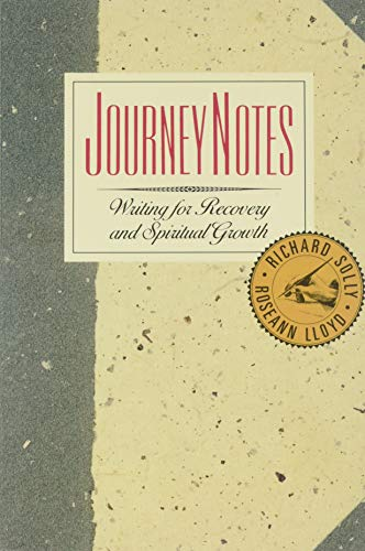 9780062554109: Journeynotes: Writing for Recovery and Spiritual Growth