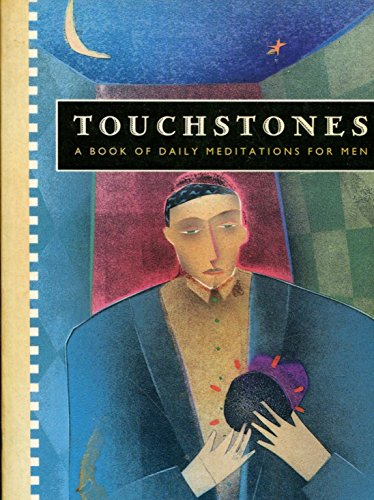 9780062554451: Touchstones: A Book of Daily Meditations for Men (Hazelden meditation series)