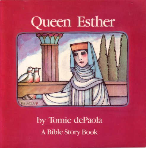 9780062555403: Queen Esther (Bible Story Cutout Books)