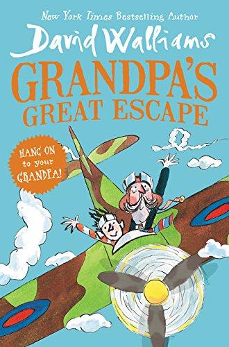 9780062560896: Grandpa's Great Escape