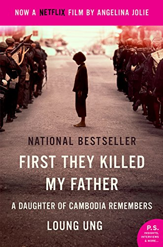 9780062561305: First They Killed My Father Movie Tie-in: A Daughter of Cambodia Remembers