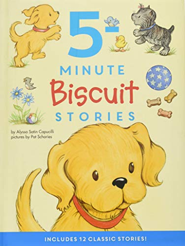 9780062567253: Biscuit: 5-Minute Biscuit Stories: 12 Classic Stories!