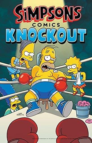 9780062568915: Simpsons Comics Knockout