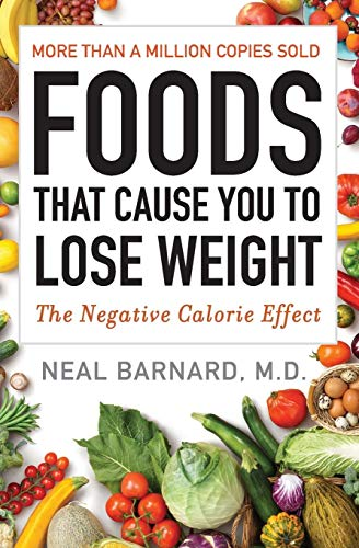 9780062570369: Foods That Cause You to Lose Weight: The Negative Calorie Effect