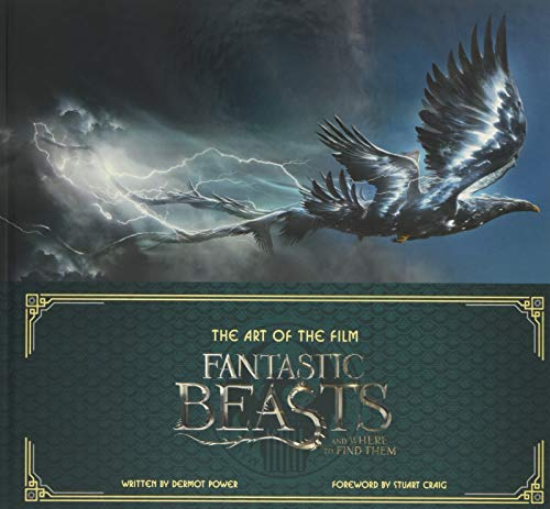 9780062571335: The Art of the Film: Fantastic Beasts and Where to Find Them