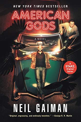 9780062572233: American Gods: A Novel
