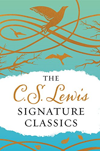 9780062572554: The C. S. Lewis Signature Classics (Gift Edition): An Anthology of 8 C. S. Lewis Titles: Mere Christianity, the Screwtape Letters, Miracles, the Great