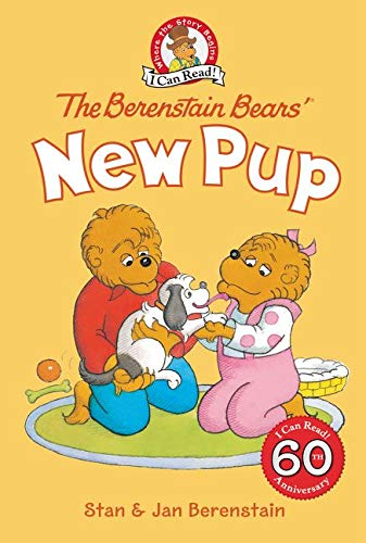 9780062572721: The Berenstain Bears' New Pup (I Can Read Level 1)