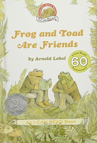 9780062572738: Frog and Toad Are Friends (I Can Read Level 2)