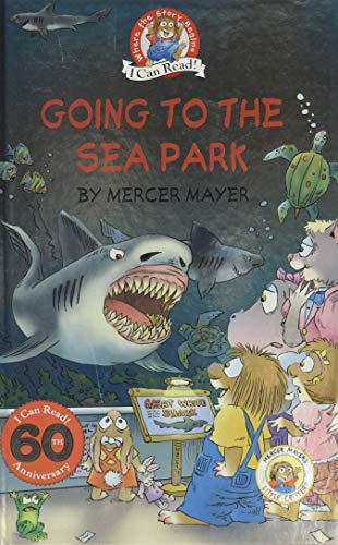 9780062572813: Little Critter: Going to the Sea Park (My First I Can Read)