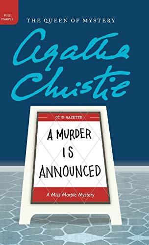 9780062573322: A Murder Is Announced