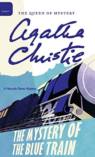 9780062573445: The Mystery of the Blue Train