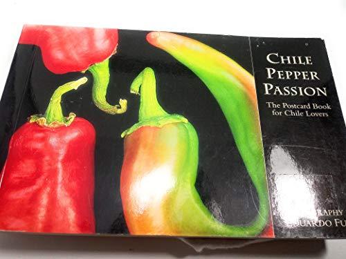 9780062585370: Chile Pepper Passion Postcard Book