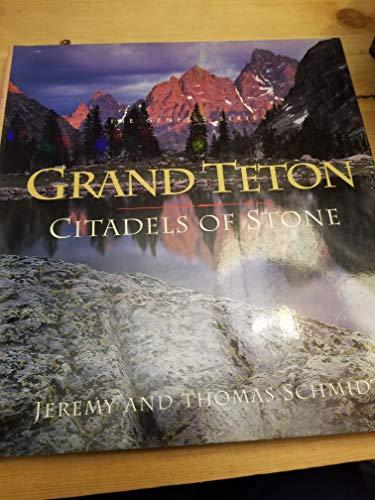 9780062585622: Grand Teton: Citadels of Stones (Genesis Series (San Francisco, Calif.).)