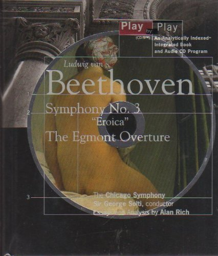 9780062635457: Ludwig van Beethoven: Play by Play/Symphony No.3