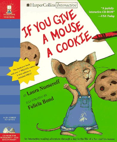 9780062640000: If You Give a Mouse a Cookie