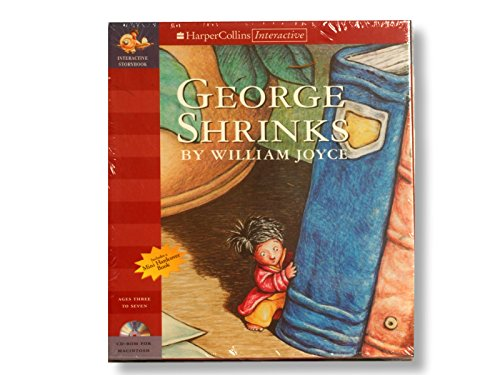 9780062640062: George Shrinks