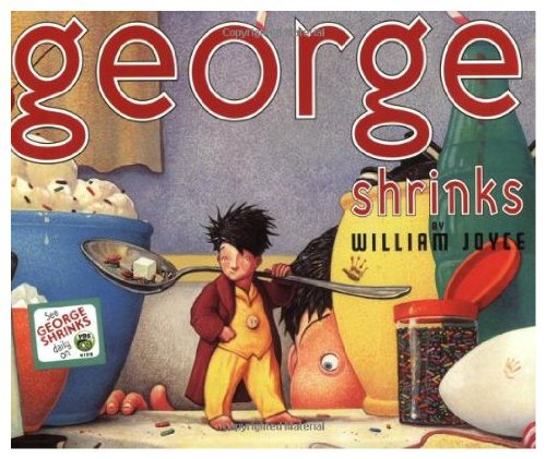 9780062640079: George Shrinks