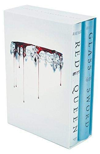 9780062641489: Red Queen 2-Book Box Set: Red Queen / Glass Sword