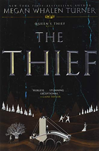 9780062642967: The Thief