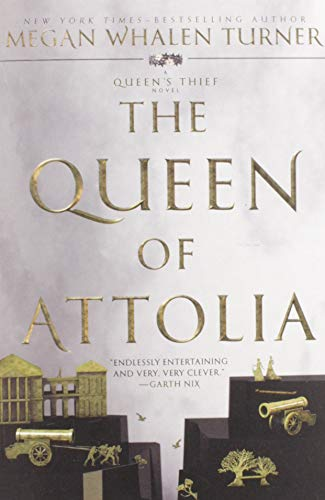 The Queen of Attolia (Queen's Thief): Megan Whalen Turner