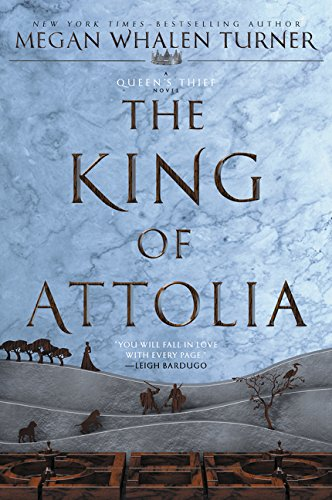 9780062642981: The King of Attolia (Queen's Thief)